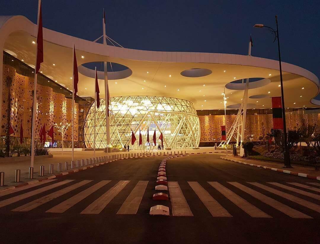 rent a car marrakech airport